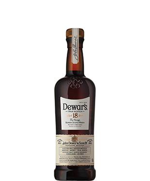 Amvyx Dewar's 18 ΕΤΩΝ