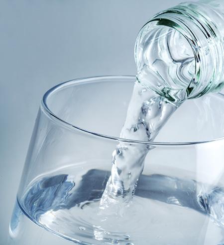 Amvyx Νερό