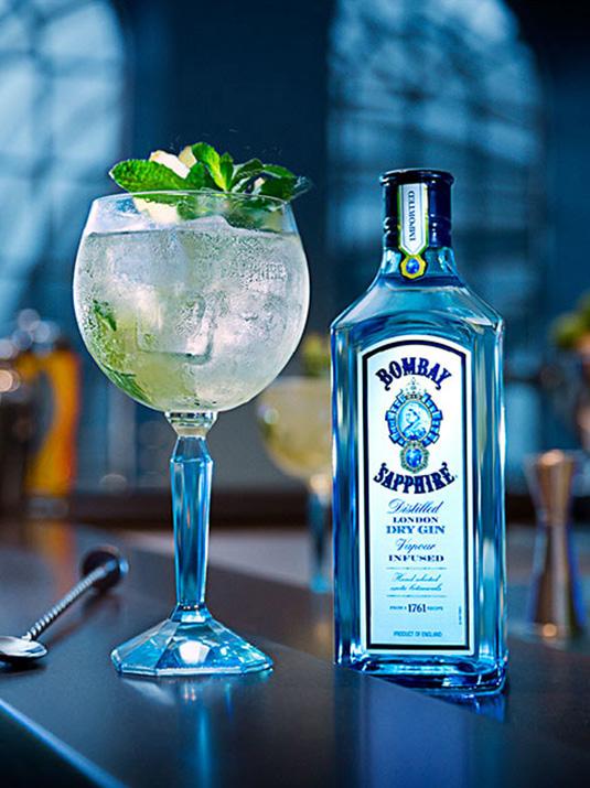 Amvyx Bombay Sapphire Bombay & Tonic