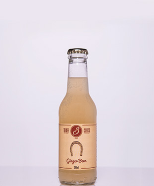 Amvyx Three Cents Ginger Beer