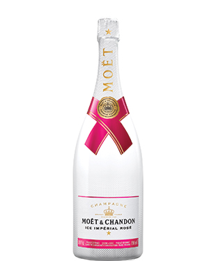 Amvyx Moet & Chandon Ice Imperial Rose