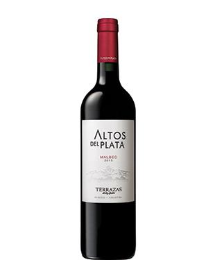 Amvyx TERRAZAS Altos del Plata Malbec