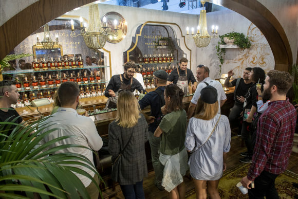Amvyx AMVYX'S BRANDS AT ATHENS BAR SHOW 2019