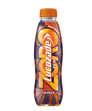 Amvyx Lucozade Zero Orange