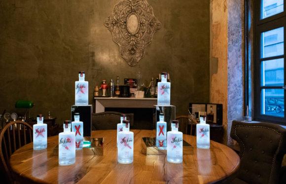 Amvyx Serkova Crystal Pure: Τhe new premium vodka distributed by Amvyx