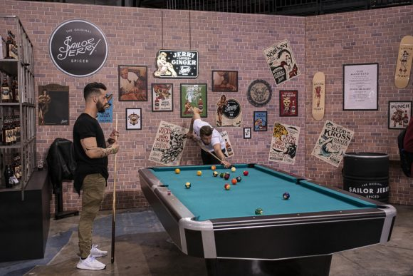 Amvyx SAILOR JERRY AT ATHENS TATTOO CONVENTION 2019!