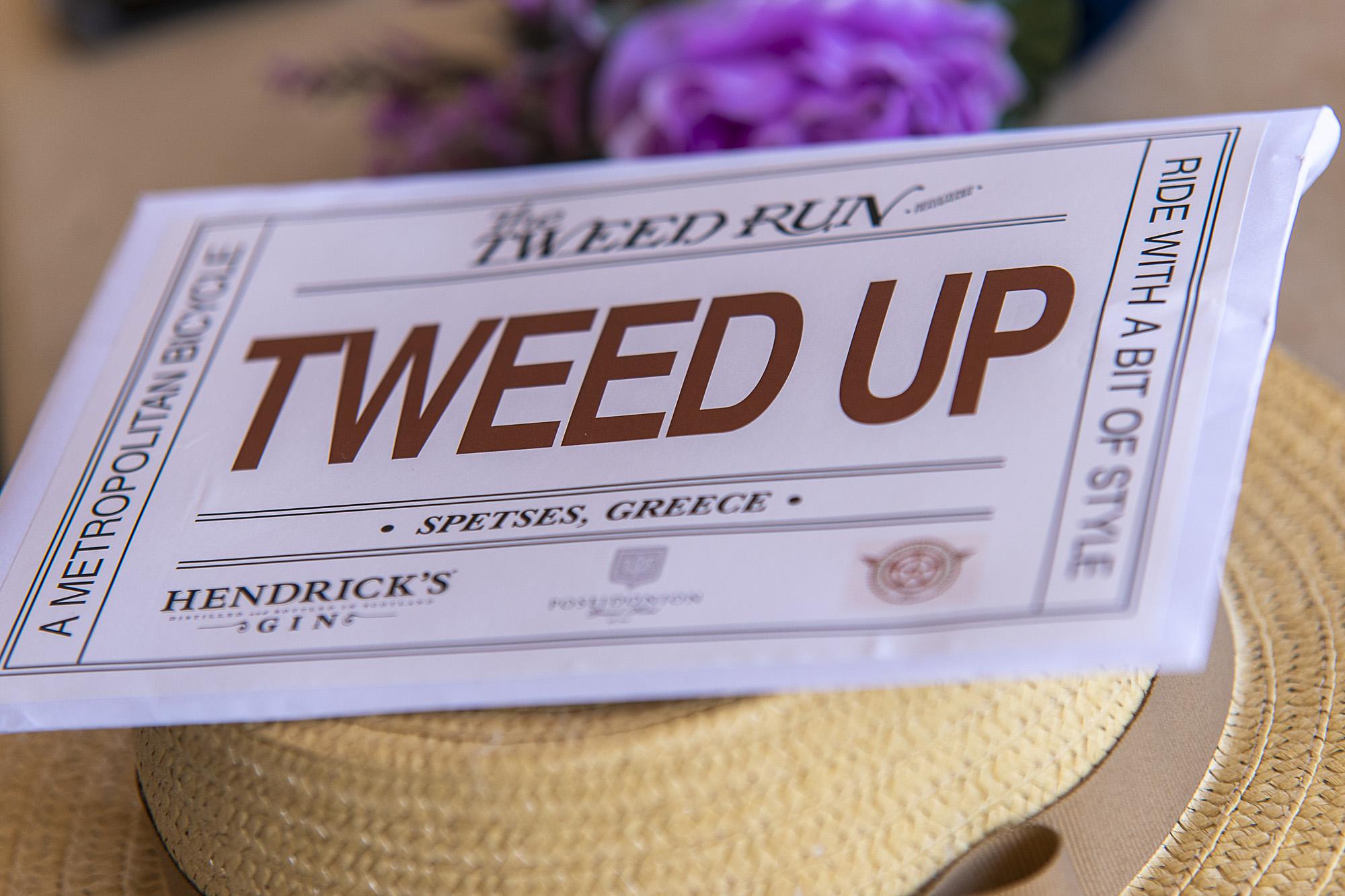 Amvyx Hendrick's Gin sponsors the 6th Tweed Run