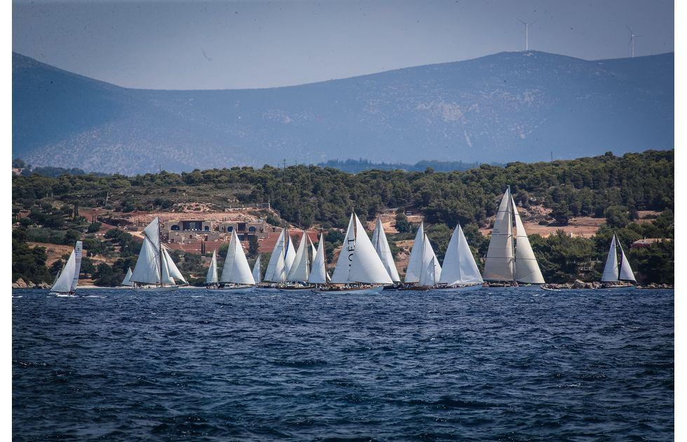 Amvyx Spetses Classic Yacht Regatta