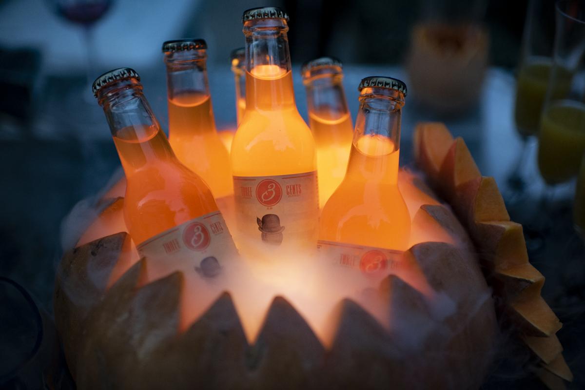 Amvyx Happy Halloween with Three Cents