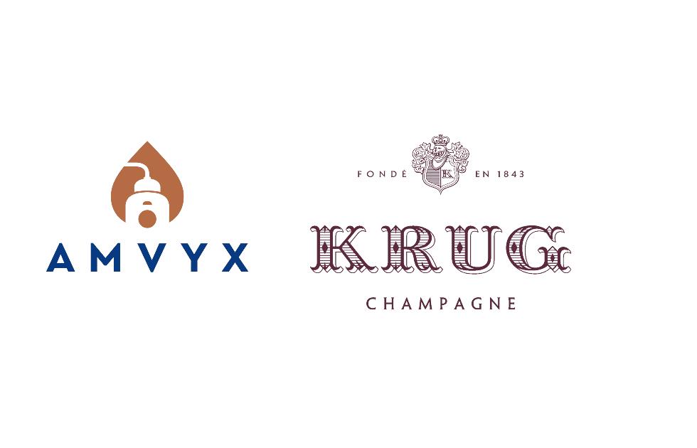 Amvyx KRUG CHAMPAGNE ADDED TO AMVYX PORTFOLIO
