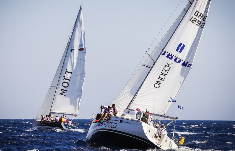 Amvyx Andros International Yacht Race