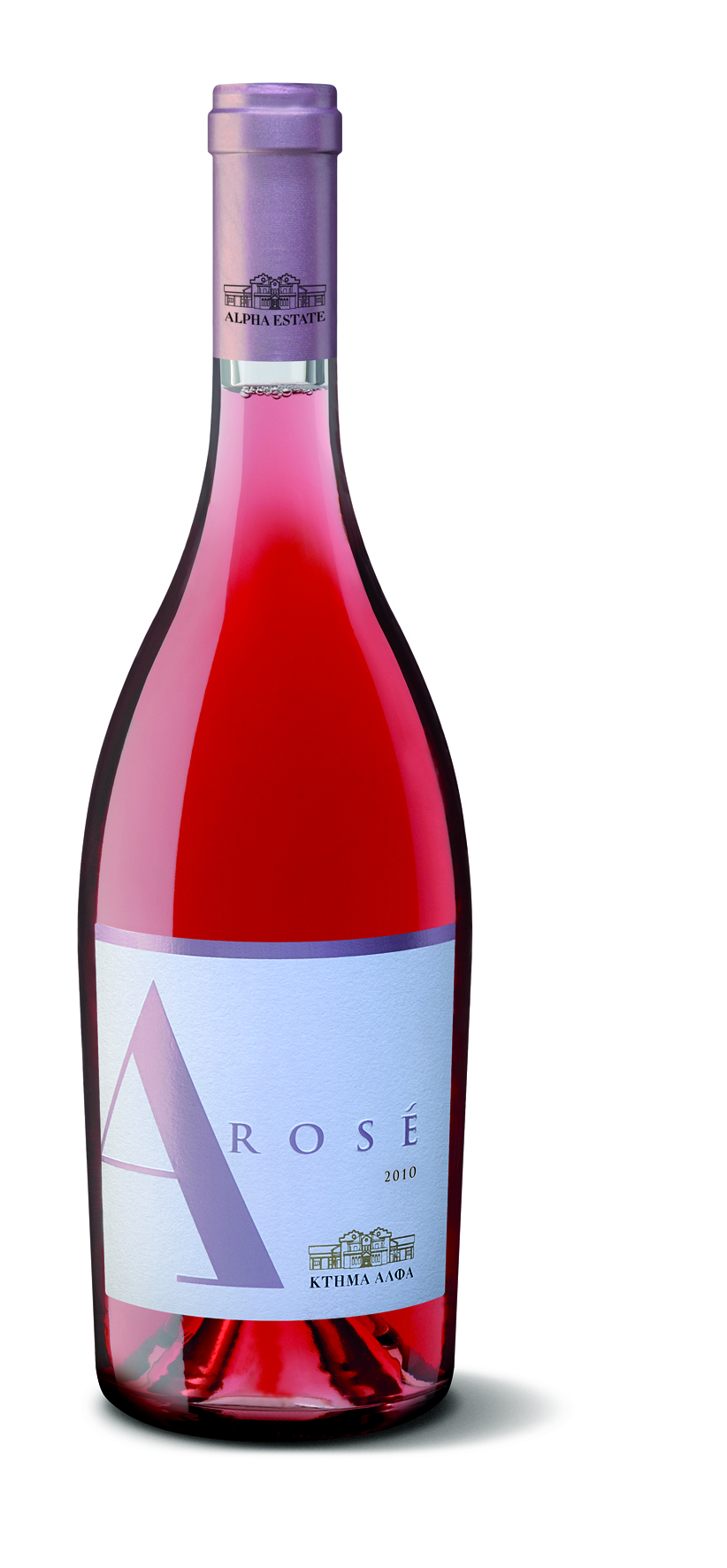 Amvyx Alpha Estate Rosé Wins Gold at Global Rosé Masters 2018 Competition