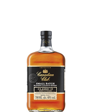 Amvyx Canadian Club 12 Years Old