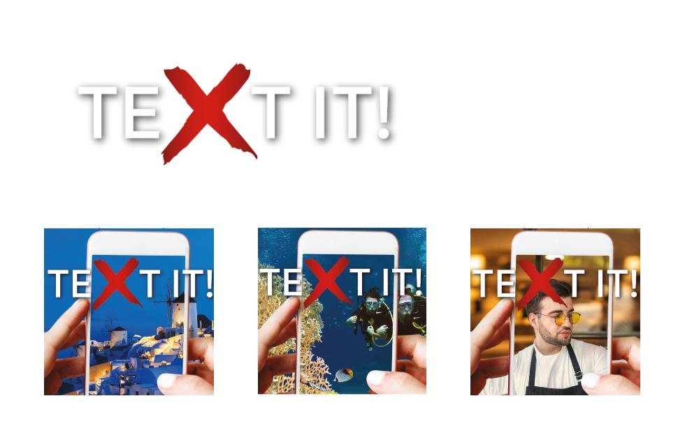 Amvyx Μεγάλος Διαγωνισμός Serkova! ΤEXT IT!