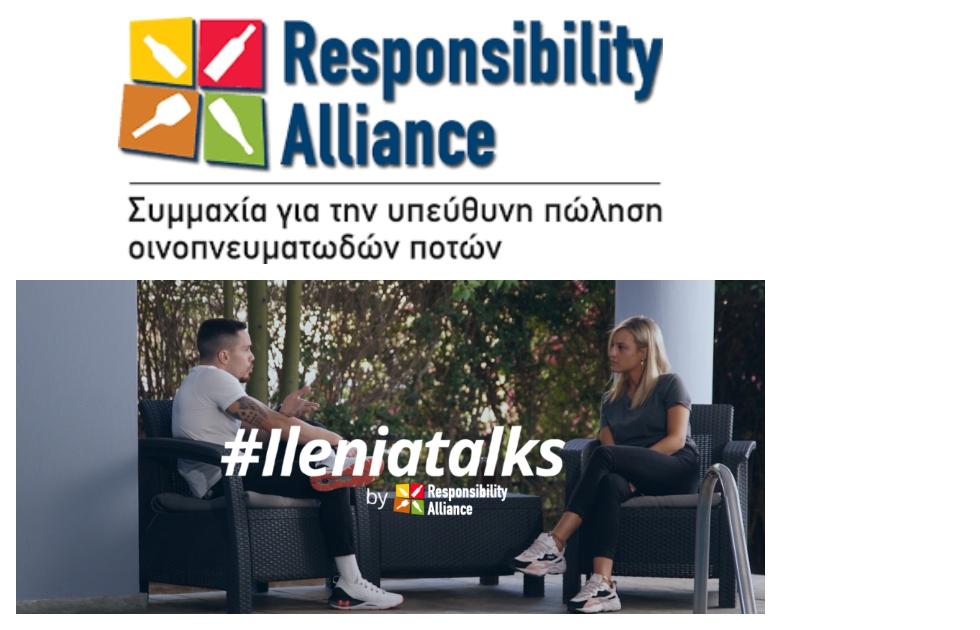 Amvyx «Ilenia talks by Responsibility Alliance»