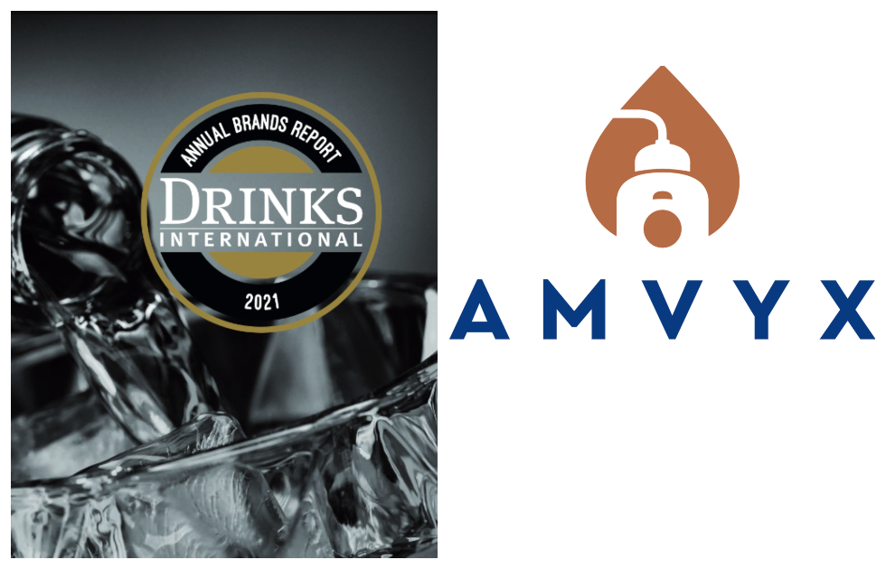 Amvyx Η Aμβυξ στο Brands Report Drinks International 2021
