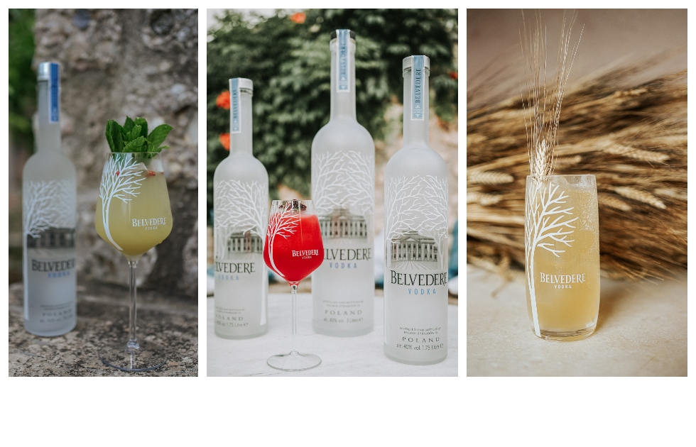 Amvyx BELVEDERE MADE WITH NATURE SUNSET COCKTAIL PARTY