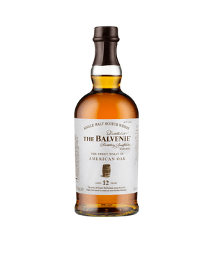 Amvyx The Balvenie ''The Sweet Toast of American Oak'' - Aged 12 years