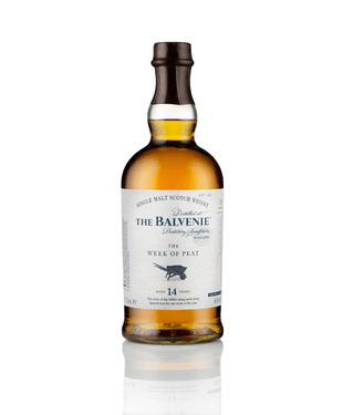 Amvyx The Balvenie ''The Week of Peat'' - Aged 14 years