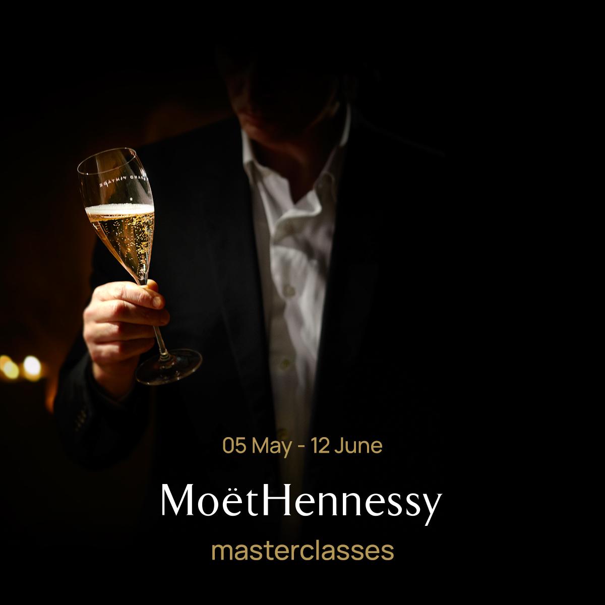 Amvyx Moet Hennessy Masterclasses