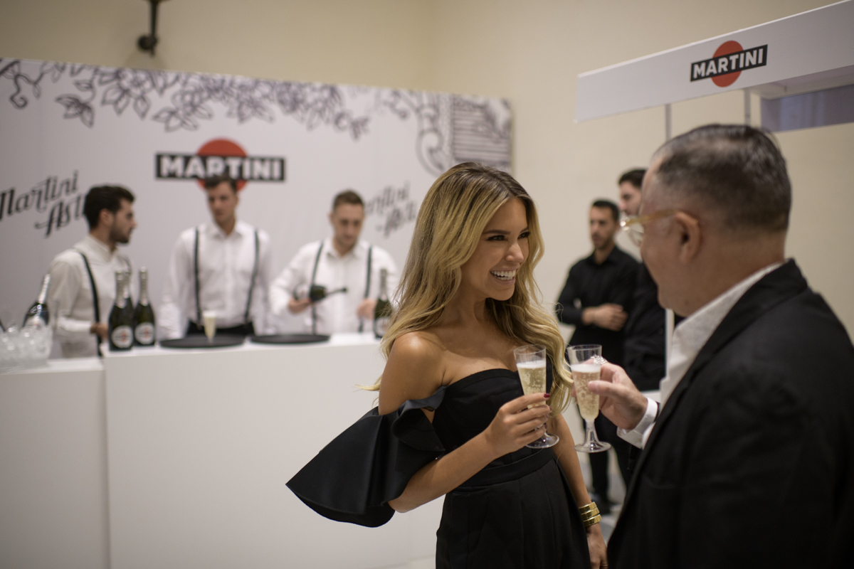 Amvyx Martini sponsors AXDW