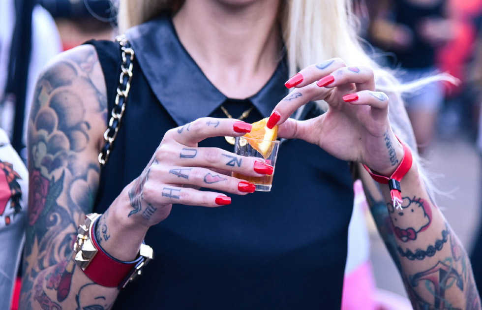 Amvyx Sailor Jerry Spiced Rum - Street Mode Festival