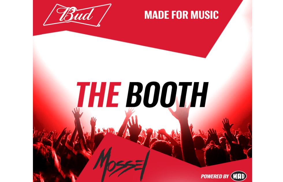 Amvyx The Booth by Dj Mossel