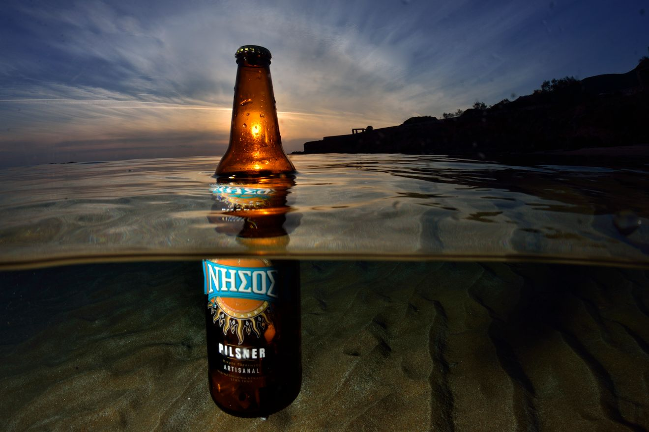 Amvyx AMVYX is now the distributor of NISSOS beer