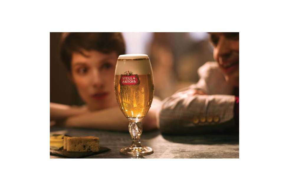 Amvyx NewTVC for Stella Artois titled as