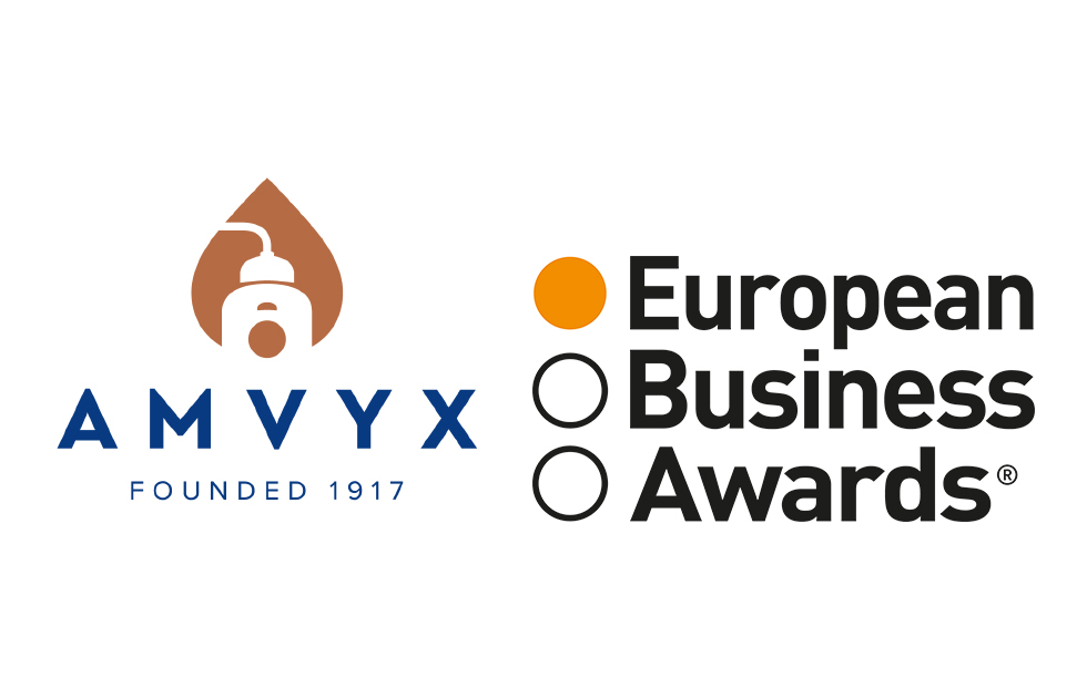 "Amvyx Η ΑΜΒΥΞ στη λίστα the ""Ones to Watch"" από τα European Business Awards"