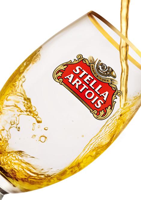 Amvyx Συνεργασία με τη Stella Artois & προσθήκη οίνου με 2 σημαντικές συνεργασίες: Κτήμα Άλφα & Αργυρού