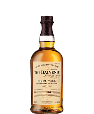Amvyx THE BALVENIE 12 YEARS OLD DOUBLEWOOD