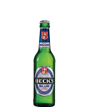 Amvyx BECK'S Blue NON-ALCOHOL