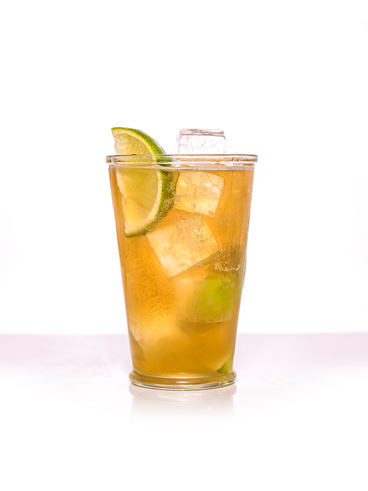 Amvyx Three Cents Ginger Beer Caribbean Mule
