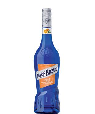 Amvyx Marie Brizard curacao bleu liqueur
