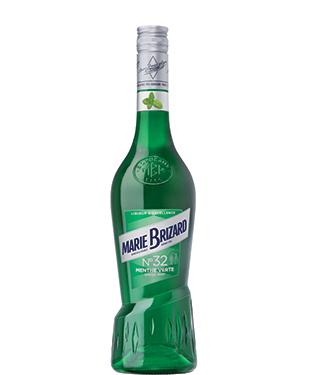 Amvyx Marie Brizard Green Mint liqueur