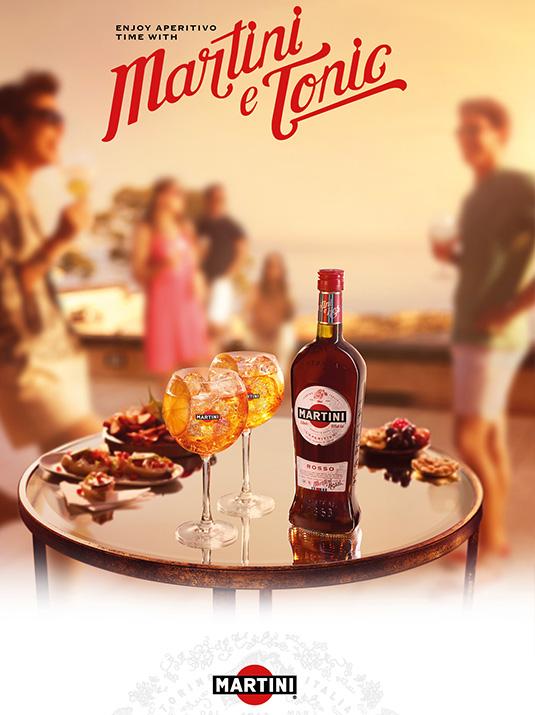 Amvyx Martini Rosso Martini & Rosso