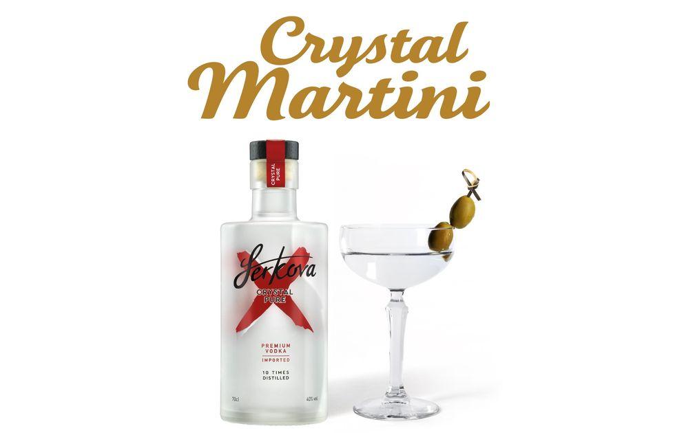 Amvyx Martini: η ιστορία πίσω από το δημοφιλές κοκτέιλ