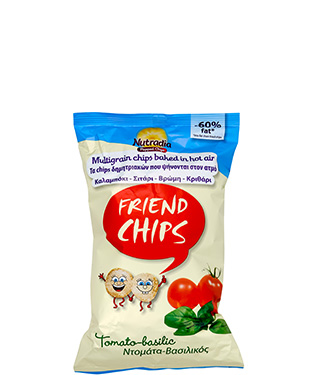 Amvyx Friend Chips Tomato Basilic