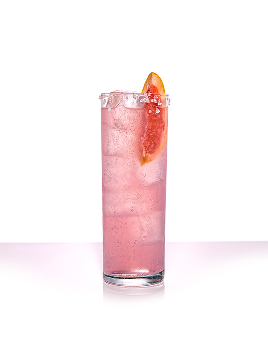 Amvyx Three Cents Pink Grapefruit Soda Paloma