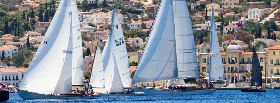 Amvyx Spetses Classic Yacht Regatta 2017