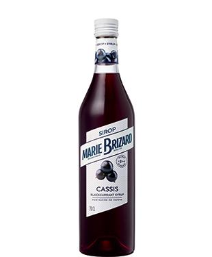 Amvyx Marie Brizard blackcurrant syrup