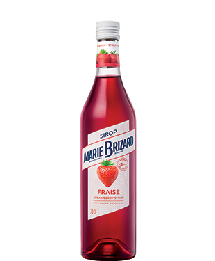 Amvyx Marie Brizard strawberry syrup