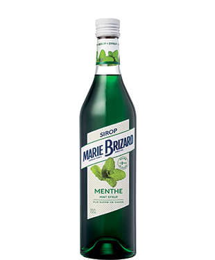 Amvyx Marie Brizard mint syrup