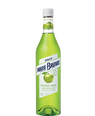Amvyx Marie Brizard green apple syrup